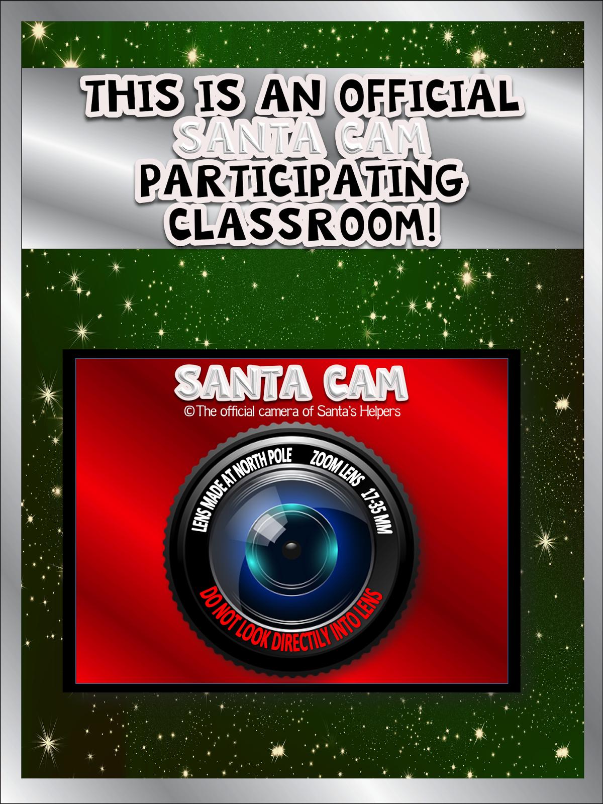 Santa Cam Classroom