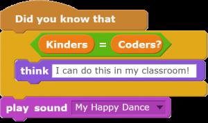 kinder who code